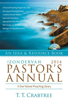 The Zondervan Pastor's Annual: An Idea & Resource Book - Crabtree, T T