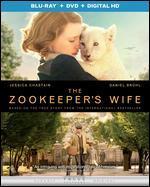 The Zookeeper's Wife [Blu-ray/DVD]
