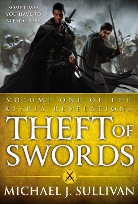 Theft of Swords - J Sullivan, Michael