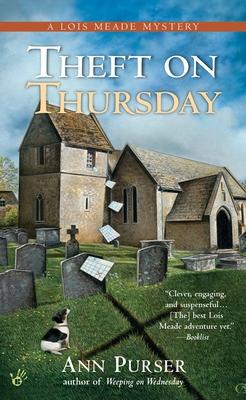 Theft on Thursday - Purser, Ann