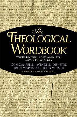 Theological Wordbook - Campbell, Donald