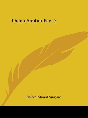 Theou Sophia Part 2 - Sampson, Holden Edward