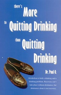 There's More to Quitting Drinking Than Quitting Drinking - O, Paul