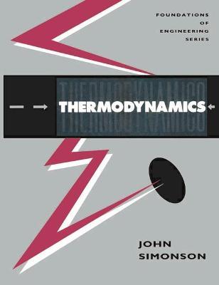 Thermodynamics - Simonson, John