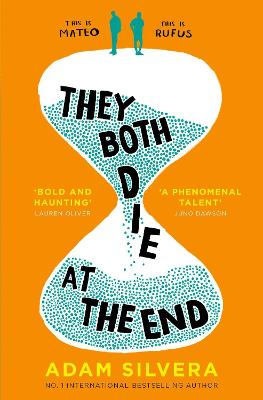 They Both Die at the End: TikTok made me buy it! The international No.1 bestseller - Silvera, Adam