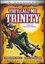 They Call Me Trinity - E.B. Clucher