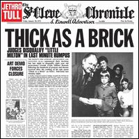 Thick as a Brick - Jethro Tull