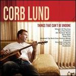 Things That Can't Be Undone [CD/DVD]