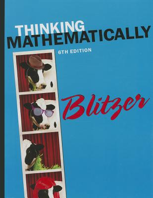 Thinking Mathematically - Blitzer, Robert F.