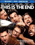 This Is the End [2 Discs] [Includes Digital Copy] [UltraViolet] [Blu-ray/DVD]