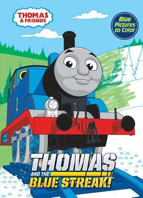 Thomas and the Blue Streak! - Golden Books