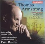 Thomas Armstrong: Orchestral and Choral Works