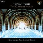 Thomas Tallis: The Complete Works - Andrew Benson-Wilson (organ); Charivari Agréable; Laurence Cummings (harpsichord); Laurence Cummings (virginal);...