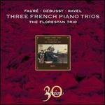 Three French Piano Trios