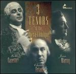 Three Tenors of the Opéra-Comique