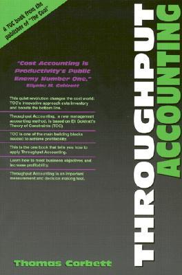 Throughput Accounting - Corbett, Thomas, and Thomas, Corbett