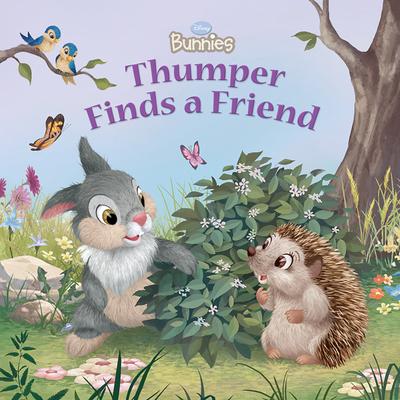 Thumper Finds a Friend - Driscoll, Laura