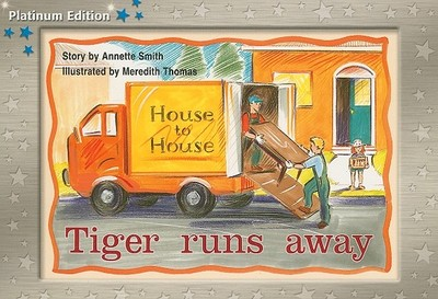 Tiger Runs Away - Smith, Annette