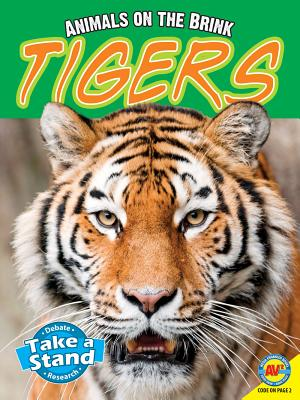 Tigers - Watt, E Melanie