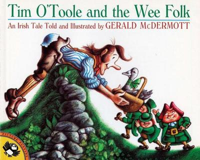 Tim O'Toole and the Wee Folk - McDermott, Gerald