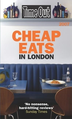 Time Out Cheap Eats in London - Lamont, Tom (Editor)