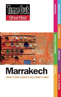 Time Out Marrakech Shortlist - Time Out Guides Ltd.
