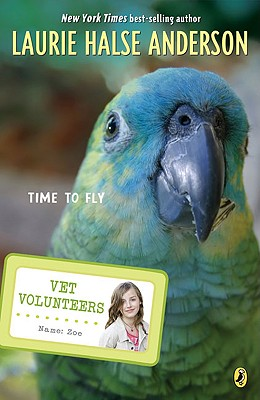 Time to Fly - Anderson, Laurie Halse