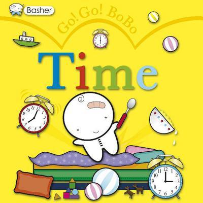 Time - Basher, Simon