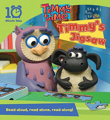 Timmy Time: Timmy's Jigsaw -