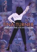 Tina Turner: One Last Time - Live in Concert - David Mallet