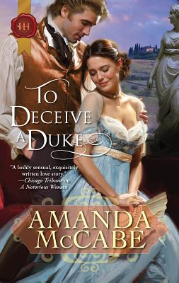 To Deceive a Duke - McCabe, Amanda