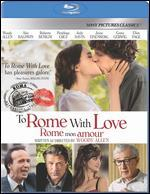 To Rome With Love (Bilingual) [Blu-ray]