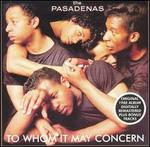 To Whom It May Concern [Bonus Tracks]