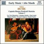 Tobias Hume: Captain Hume's Poeticall Musicke, Vol. 2