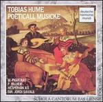 Tobias Hume: Poeticall Musicke