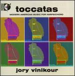 Toccatas: Modern American Music for Harpsichord [CD & Blu-ray Audio]