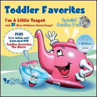 Toddler Favorites - Various Artists