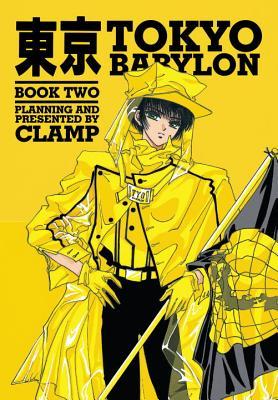 Tokyo Babylon, Book 2 - Clamp
