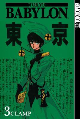 Tokyo Babylon, Volume 3 - CLAMP (Creator)