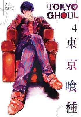 Tokyo Ghoul, Volume 4 - Ishida, Sui