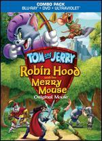 Tom and Jerry: Robin Hood and His Merry Mouse [Blu-ray]