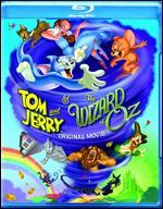 Tom and Jerry & The Wizard of Oz [2 Discs] [Blu-ray/DVD]