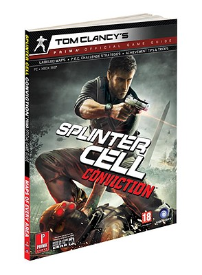 Tom Clancy's Splinter Cell Conviction - Browne, Catherine