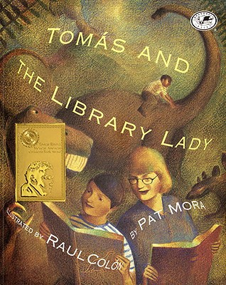 Tomas and the Library Lady - Mora, Pat, and Colon, Rolon