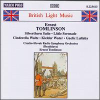 Tomlinson: Orchestral Works - Czecho-Slovak Radio Symphony Orchestra; Ernest Tomlinson (conductor)