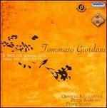 Tommaso Giordani: 6 Trios for German Flute, Viola and Cello