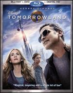 Tomorrowland [Includes Digital Copy] [Blu-ray/DVD]