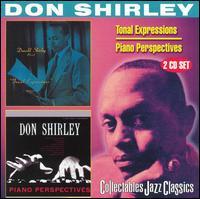 Tonal Expressions/Piano Perspectives - Don Shirley