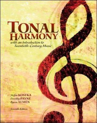 Tonal Harmony - Kostka, Stefan, and Payne, Dorothy