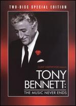 Tony Bennett: The Music Never Ends - Bruce Ricker